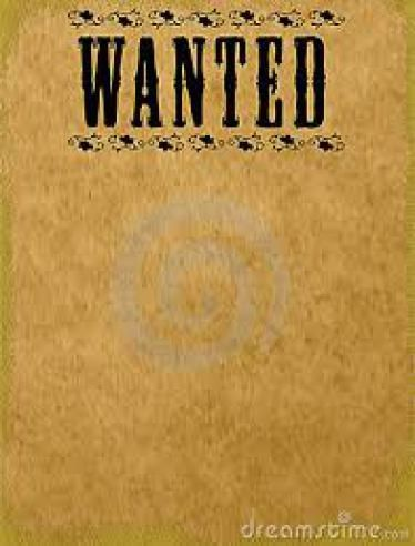 Wanted Poster Templates - Find Word Templates