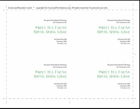 Wedding Invitation Templates: Create Easy DIY Invites