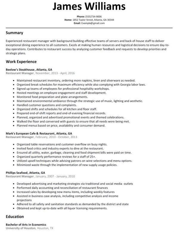 Content Manager Resume - cv01.billybullock.us
