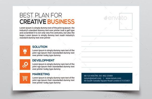 24+ 4×6 Postcard Templates – Free Sample, Example Format Download ...