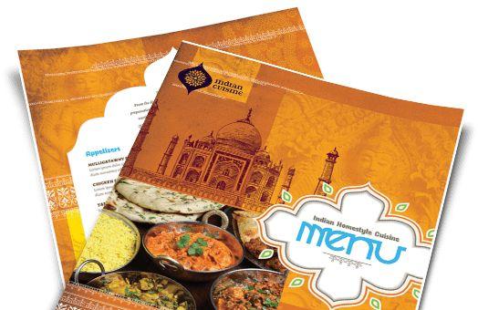 Restaurant Menu Templates - Word & Publisher - Microsoft