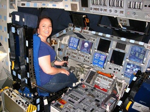 STEMinist Profile: Carolyn Bacqué-Carson, Aerospace Engineer ...