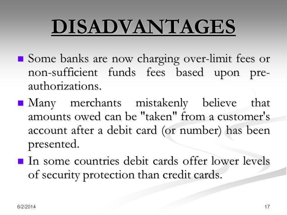 DEBIT CARD & CREDIT CARD - ppt video online download
