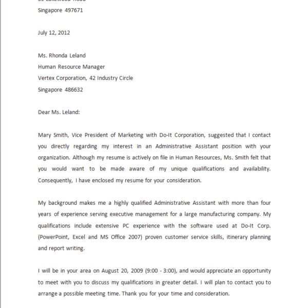 email cover letter sample network contact electronic letter. cover ...