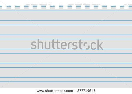Striped Paper Holes Stock Vector 376966663 - Shutterstock
