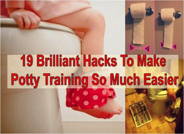 19 Brilliant Hacks To Make Potty Training So Much Easier - Find ...