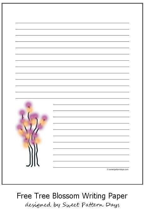 128 best Stationery Printables images on Pinterest | Stationery ...