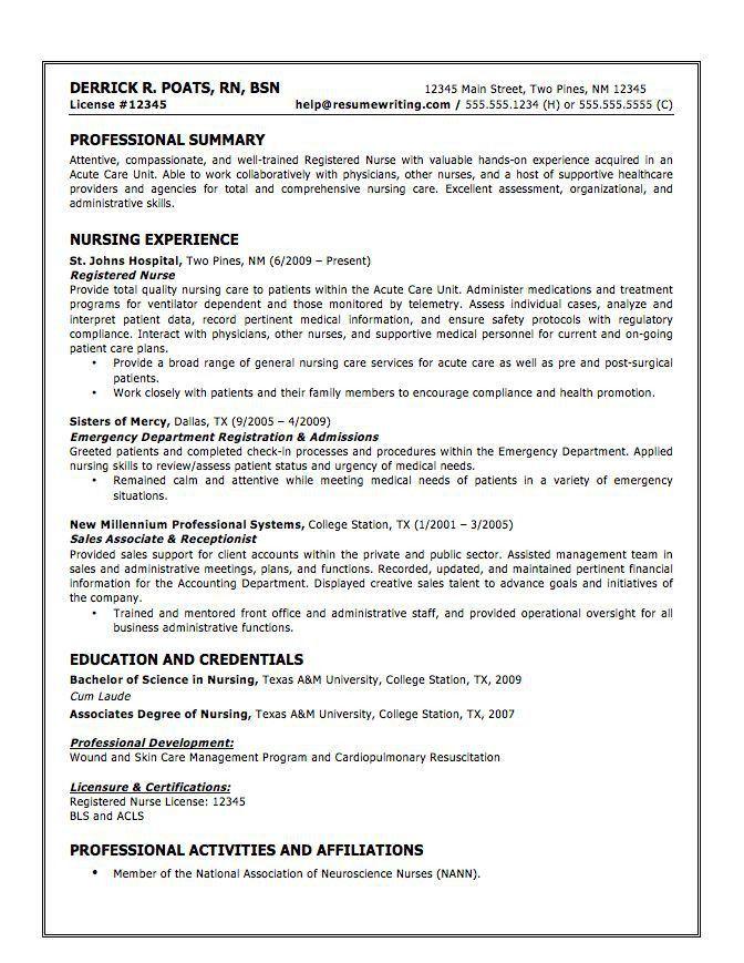 Best 25+ Sample resume ideas on Pinterest | Sample resume ...