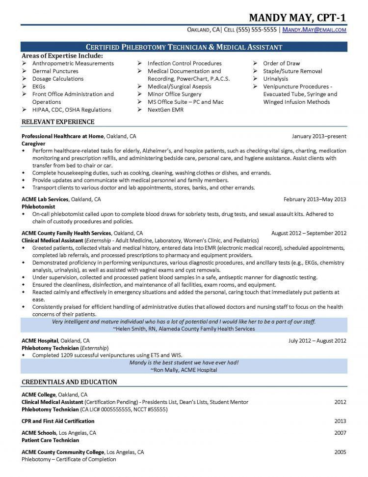 6 medical assistant resume template ats resuming templates word ...
