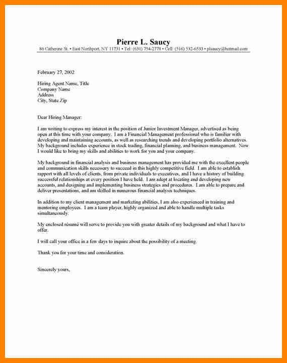 7+ entry level cover letter examples | assembly resume