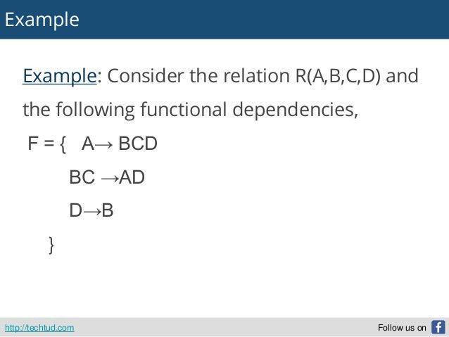 Boyce Codd Normal Form (BCNF)