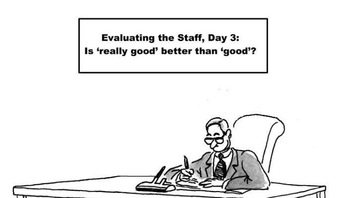 Death of the yearly appraisal? | Geoffroy de Lestrange | Pulse ...