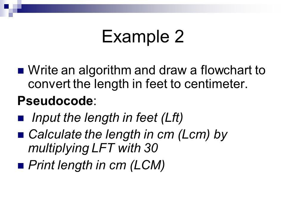 ALGORITHMS AND FLOWCHARTS - ppt video online download