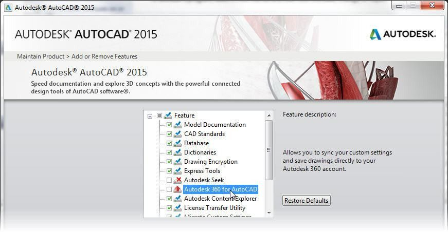 Long delay when opening the Options dialog window in AutoCAD ...