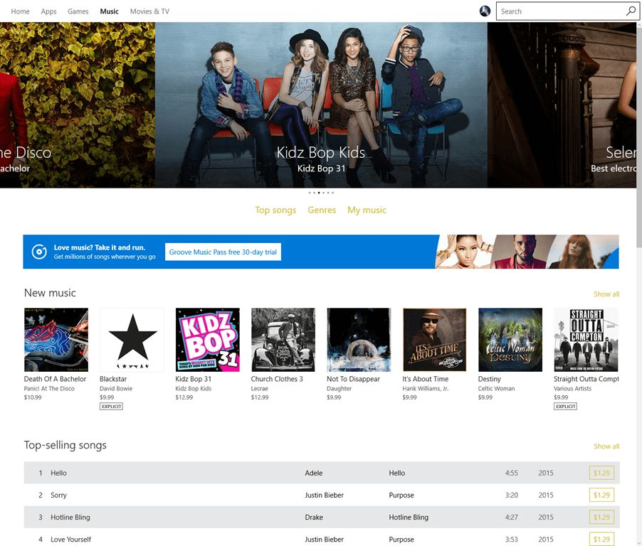Competitive Analysis: Is Microsoft serious about its online stores ...