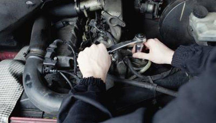 auto mechanic responsibilities