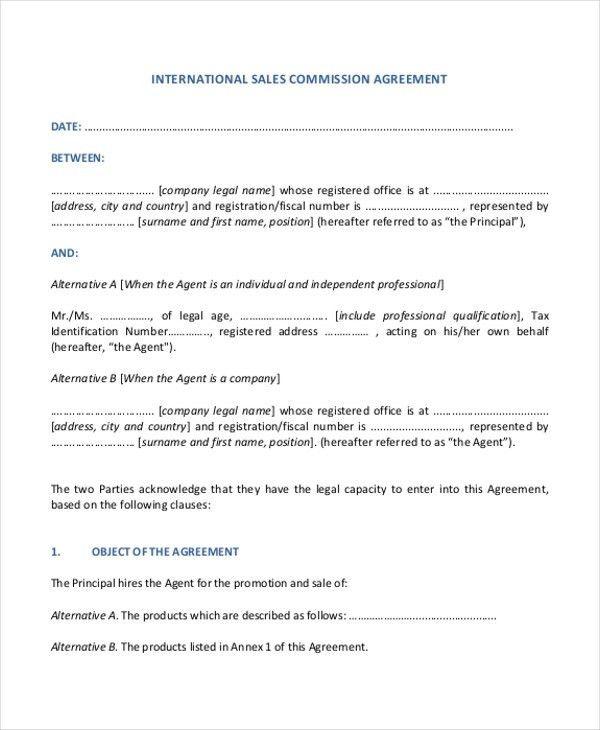 32+ Basic Contract Templates | Free & Premium Templates