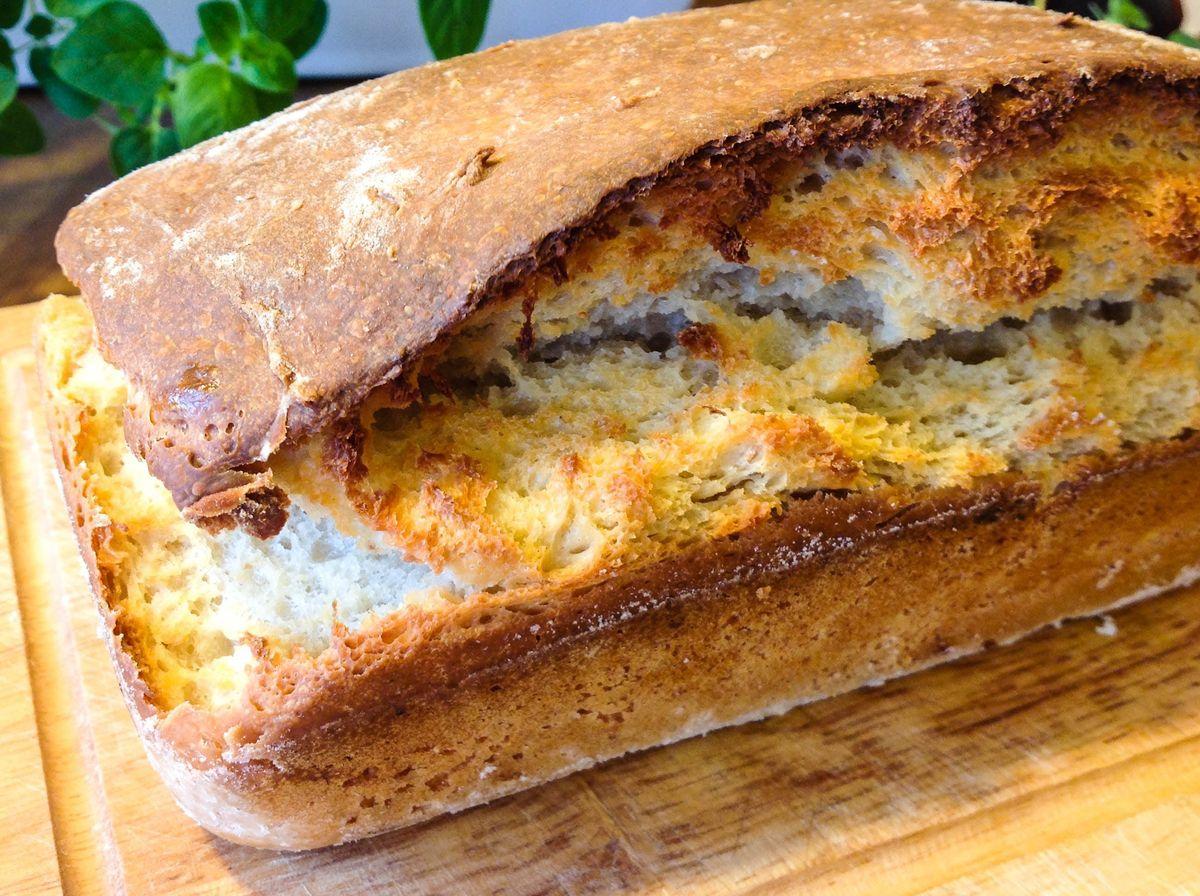 Хлеб в домашних условиях в духовке рецепт на дрожжах