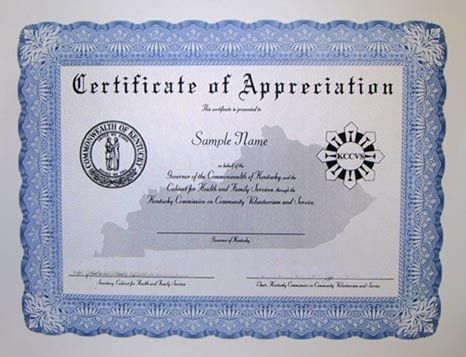 10 Best Images of Christian Certificate Of Appreciation Wording ...
