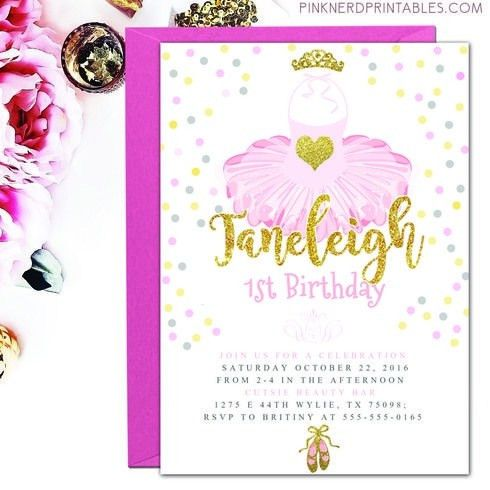 Cheap Birthday Invitations | badbrya.com