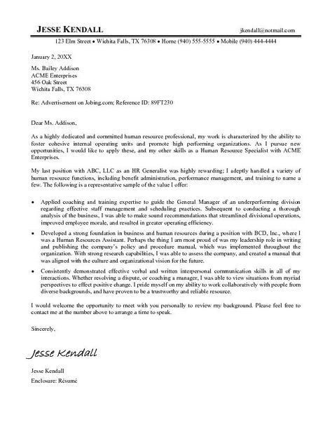 Victim Advocate Sample Cover letter | social work | Pinterest ...