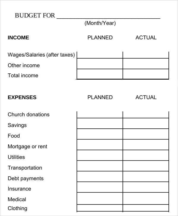 569 best budget template images on Pinterest | Budget templates ...
