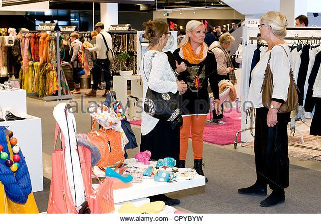Salesperson Customer Clothes Stock Photos & Salesperson Customer ...