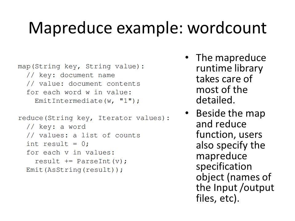 Mapreduce and Hadoop Introduce Mapreduce and Hadoop - ppt download
