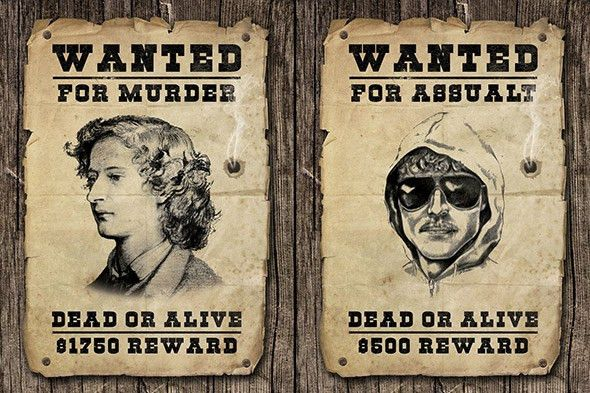 Free Wanted Poster Maker - formats.csat.co