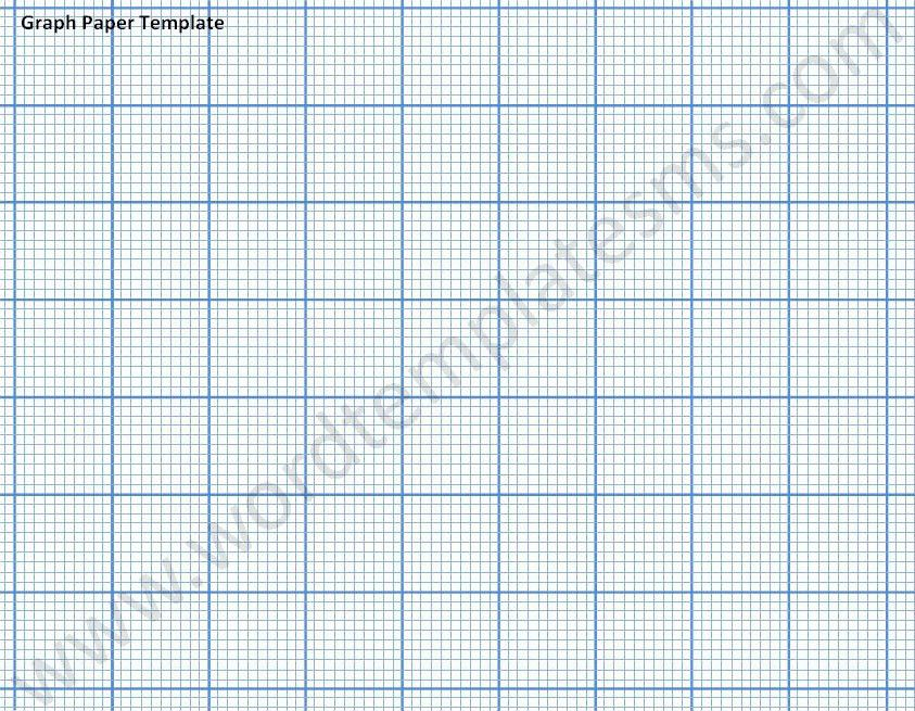Graph Paper Template Download Page | Word Excel Formats