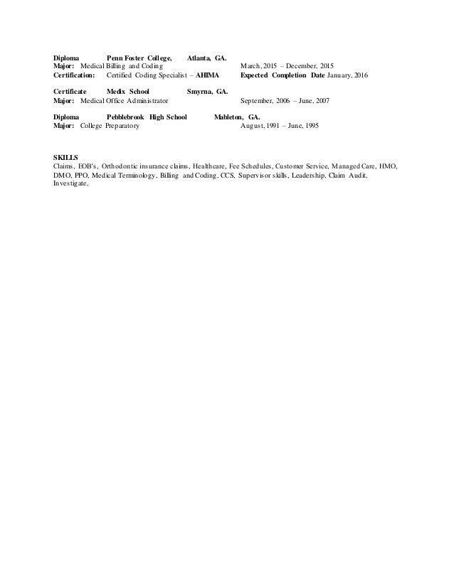 Update Resume 06 15 2015