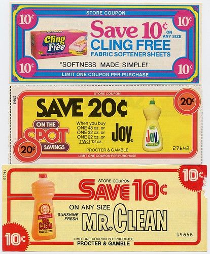45 Classy Examples of Vintage Coupon Designs | Inspirationfeed