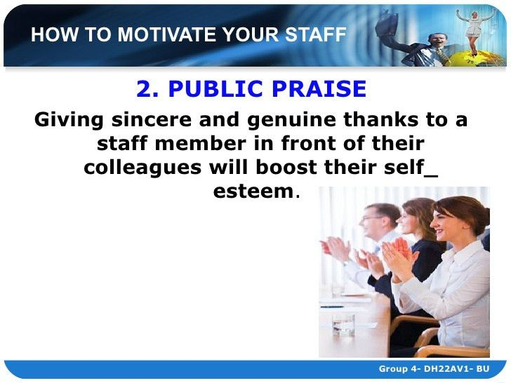 Work & Motivation (N4)