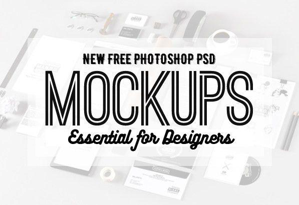 Free Photoshop PSD Mockup Templates (25 New MockUps) | Freebies ...