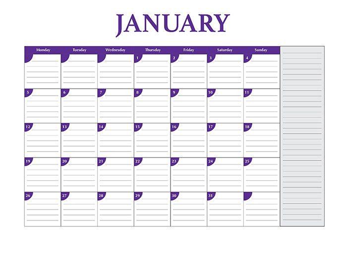 9 Free 2015 Calendar Templates