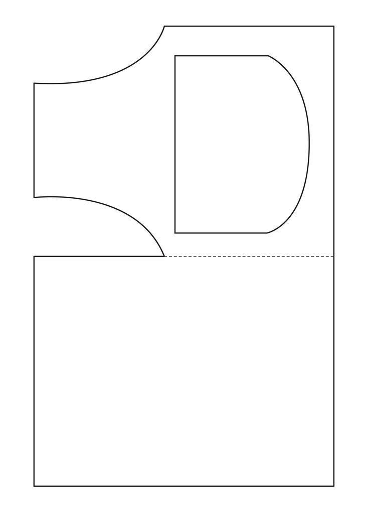 Apron Card Template | Card Making | Pinterest | Card templates ...