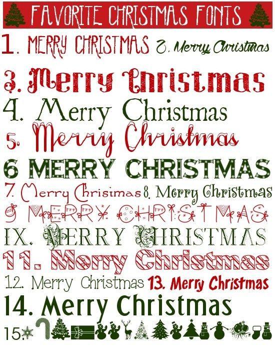 Free Christmas Printables Christmas Countdown & Bucket List