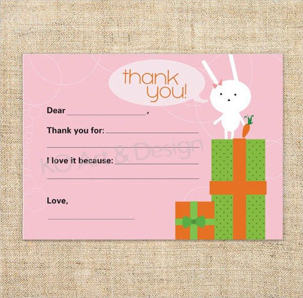 Note Card Template - 9+ Free PSD, Vector AI, PDF Format Download ...