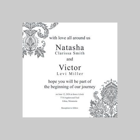 wedding invite template word free invitation templates word ...