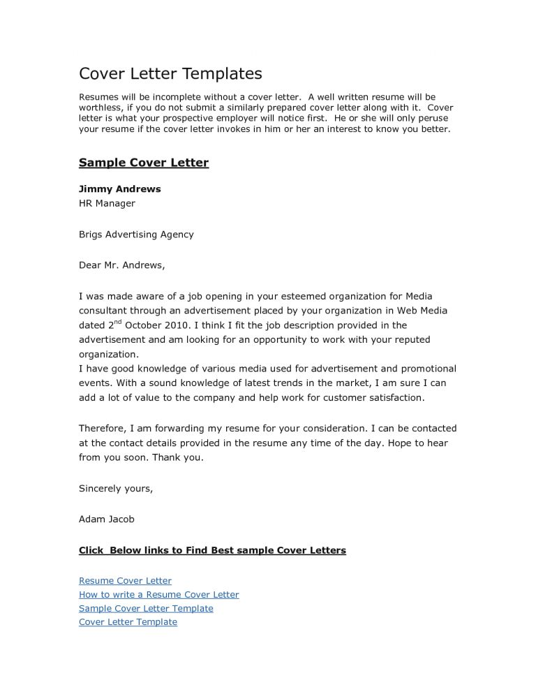 Unusual Cover Letter Outline 11 Free Letters Templates Technical ...