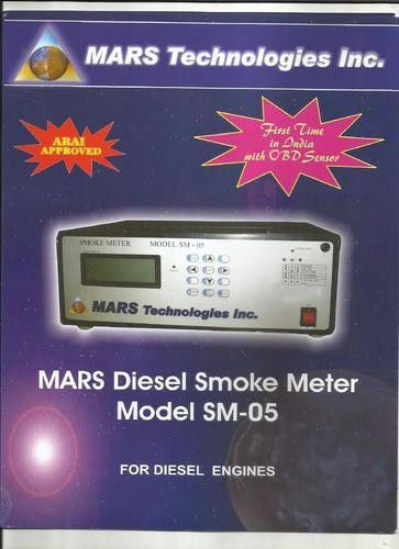 Vehicle Emissions Tester - Smoke Meter Wholesale Trader from Kolkata
