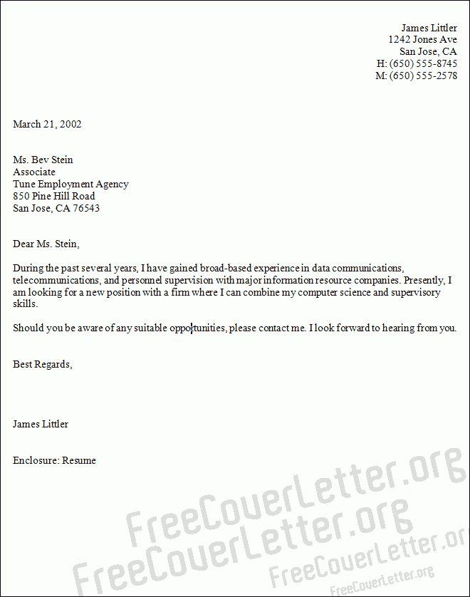 Communications Analyst Cover Letter Sample