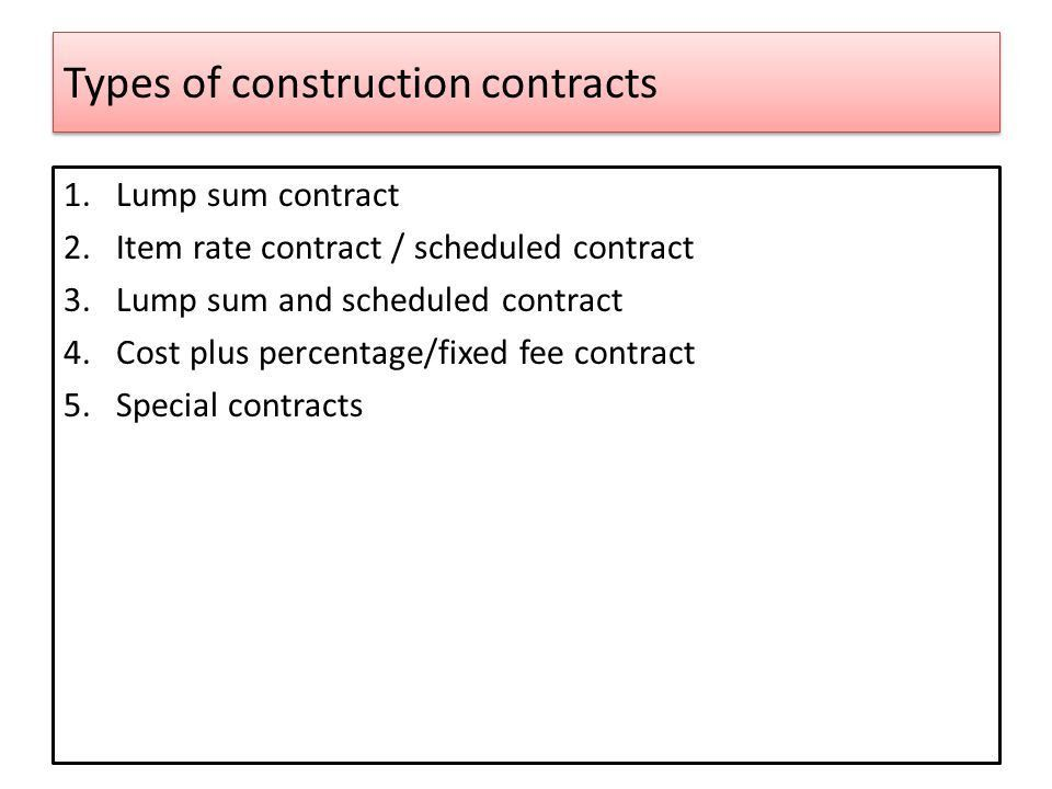 CONSTRUCTION MANAGEMENT AND ADMINISTRATION - ppt video online download