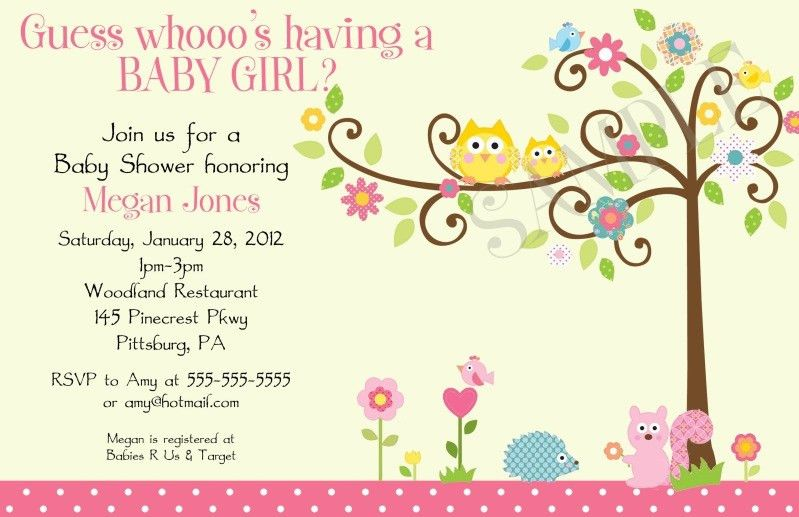 Vistaprint Baby Shower Invitations | christmanista.com