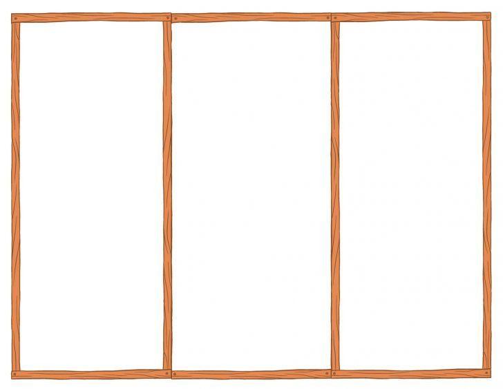 Awesome Simple Tri Fold Brochure Template | pikpaknews