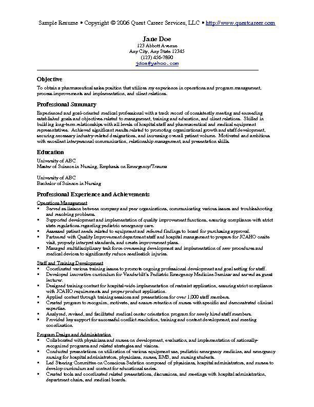 Cto Resume Examples. Sample It Director Resume It Director Sample ...