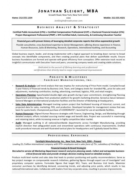 Brilliant Business School Application Resume | Resume Format Web