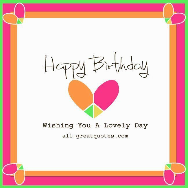lovely free email birthday cards photo | Best Birthday Quotes ...