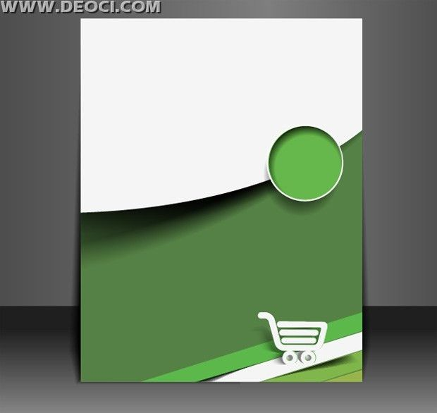 Creative poster design template background vector AI file download ...