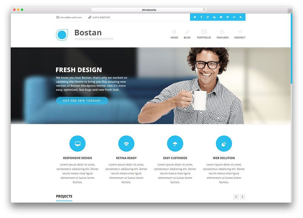 14 Stunning Business WordPress Themes